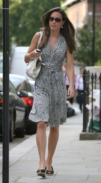 Фото №3 - Без стилиста: как Кейт Миддлтон одевалась до брака с принцем