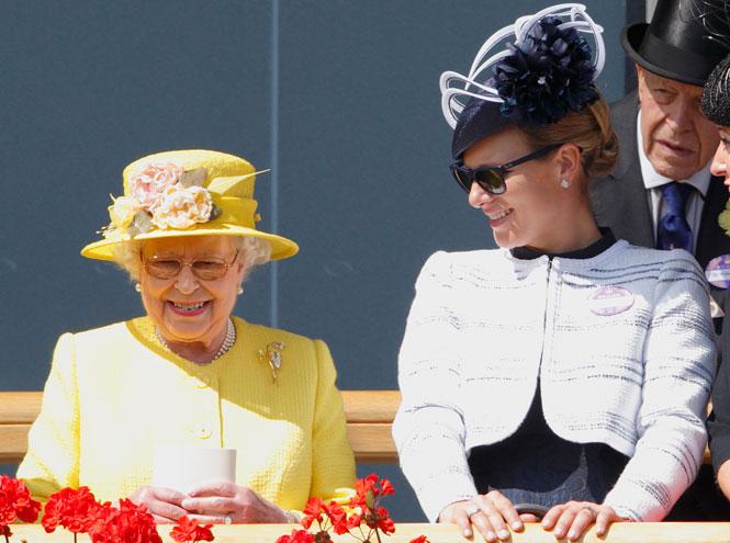 Фото №4 - Почему дочь принцессы Анны оказалась Королеве ближе четы Кембриджских