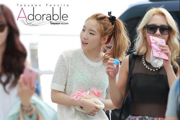 Фото №1 - K-pop style: 13 образов девушек-айдолов, рискнувших надеть просвечивающую одежду