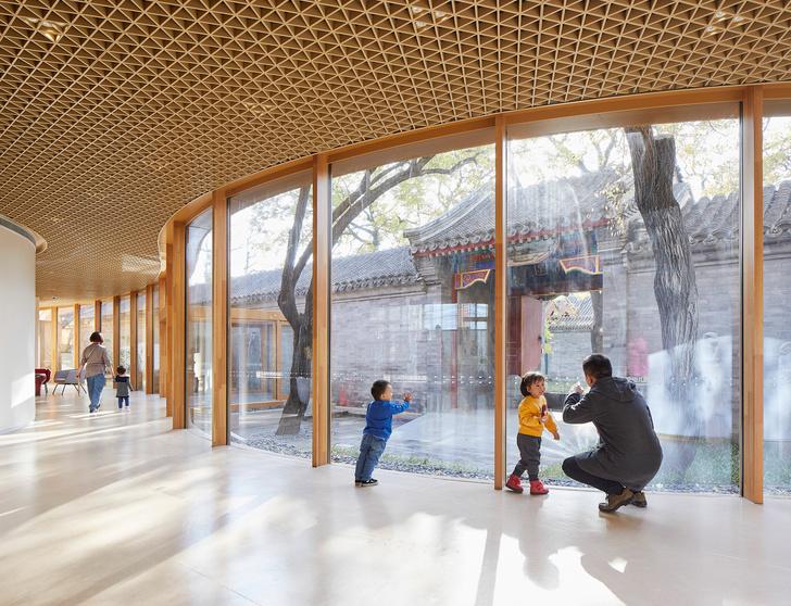 Фото №7 - Детский сад с игровой площадкой на крыше