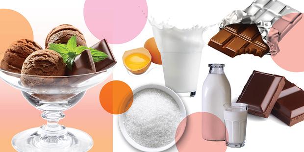 Фото №2 - 5 простых рецептов вкуснейшего мороженого
