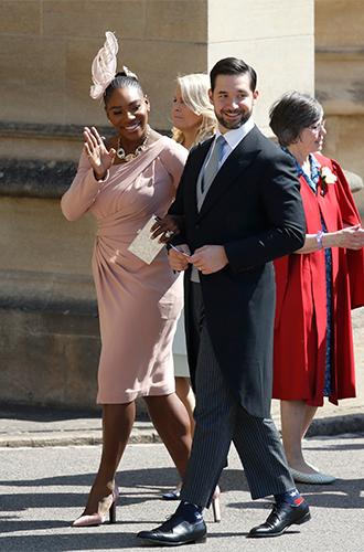 Фото №7 - Серена Уильямс зарабатывает на дружбе с герцогиней Сассекской