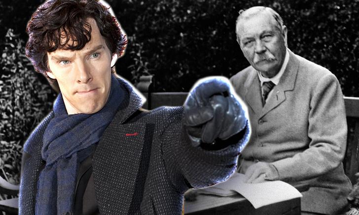 Фото №1 - Как Конан Дойл стал Шерлоком Холмсом, расследовал загадочное убийство и исправил одну из крупнейших судебных ошибок XX века
