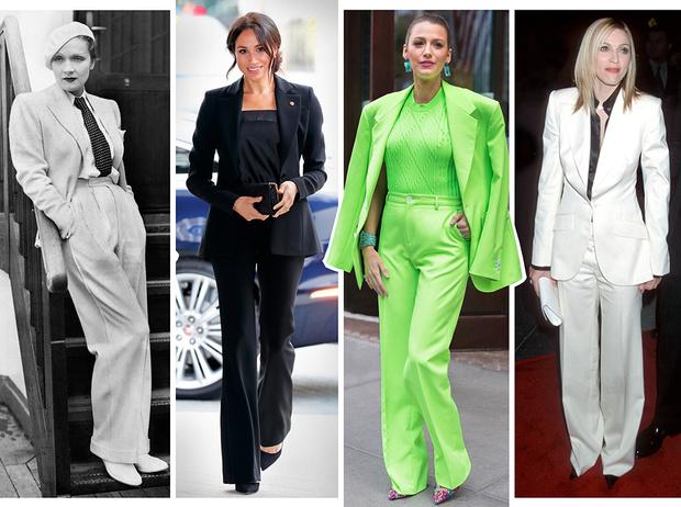 Фото №1 - История тренда: почему костюм — идеальная униформа на все времена