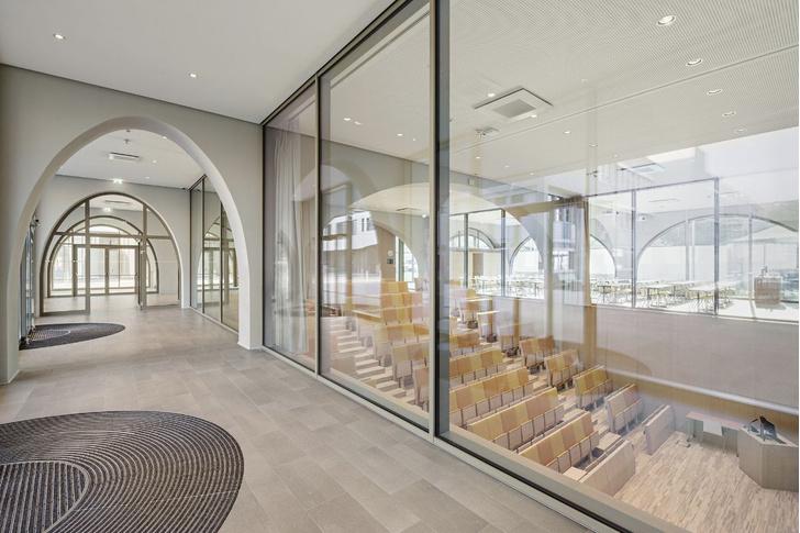 Фото №6 - Новое здание медицинского института в Зальцбурге