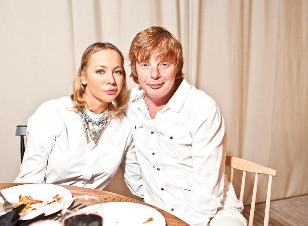 Мария Лопатова и Андрей Григорьев-Апполонов