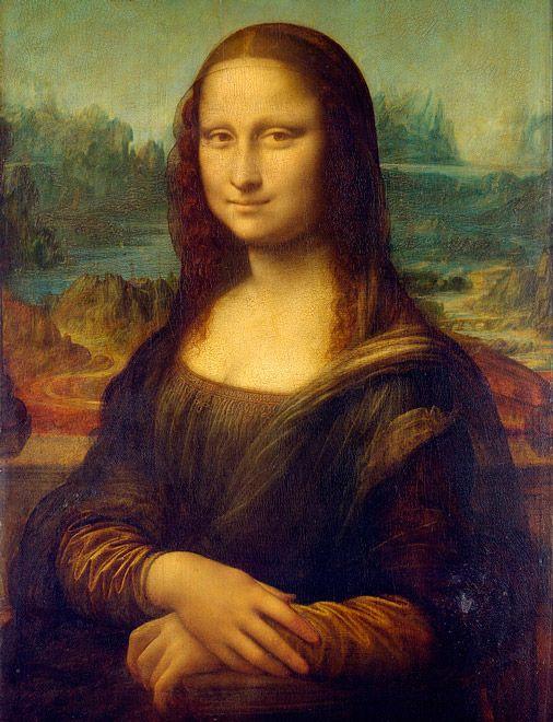 Фото №1 - Под изображением Джоконды нашли два скрытых портрета