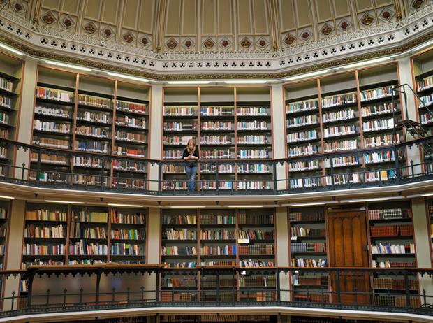 Фото №26 - Где учились Маргарет Тэтчер и Джона Гальяно: лучшие британские университеты (часть 1)