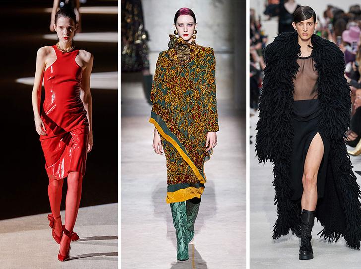 Фото №1 - 10 трендов осени и зимы 2020/21 с Недели моды в Париже