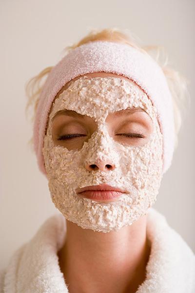 Фото №1 - Как приготовить маску из овсянки