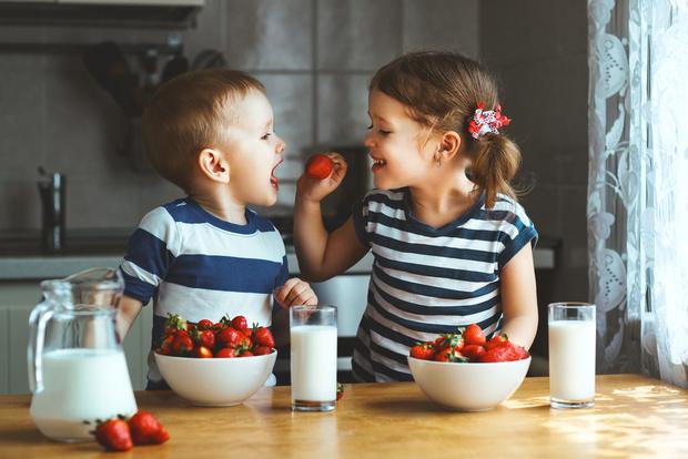 Фото №1 - Чем кормить ребенка: лучшее блюдо по знаку зодиака