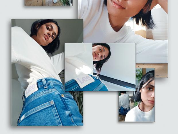 Фото №1 - Любителям денима: H&M и Lee представили совместную коллекцию