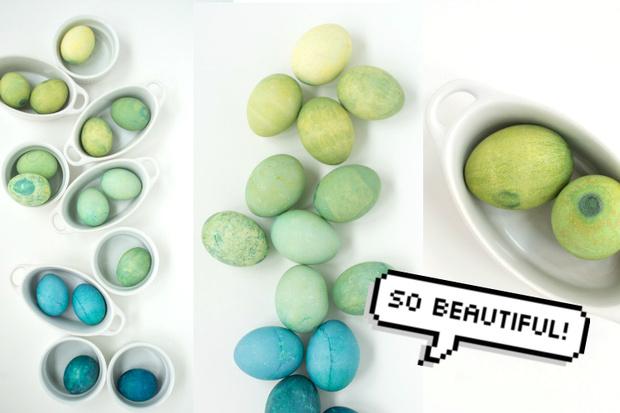 Фото №4 - Красим пасхальные яйца натуральными красителями