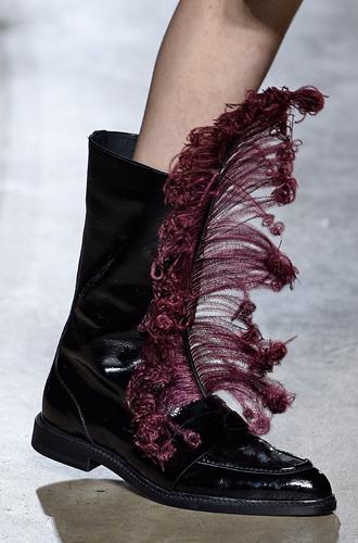 Фото №78 - Самая модная обувь сезона осень-зима 16/17, часть 1