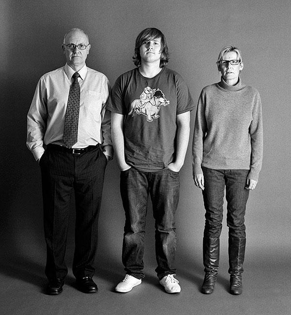Фото №7 - Семейный портрет в интерьере времени