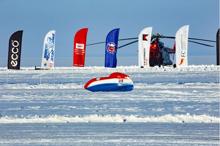 Фото №13 - По толстому льду: как прошли «Байкальская миля» и «Дни скорости на льду Байкала»