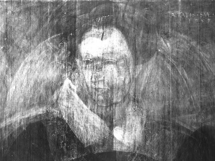 Фото №1 - Обнаружен неизвестный портрет Марии Стюарт