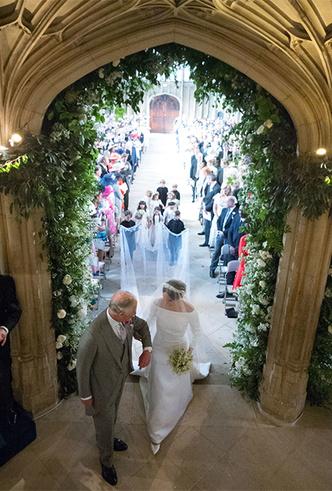 Фото №3 - Какой момент королевской свадьбы Меган будет помнить всю жизнь