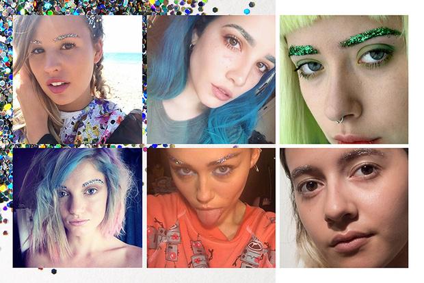 Фото №5 - 6 способов использовать глиттер в новогоднем макияже