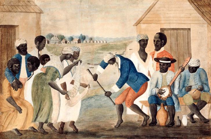 Фото №1 - В 1865 году... в США отменили рабство