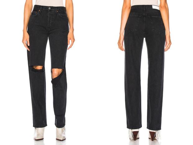 Фото №4 - У каких марок искать джинсы для высоких девушек?