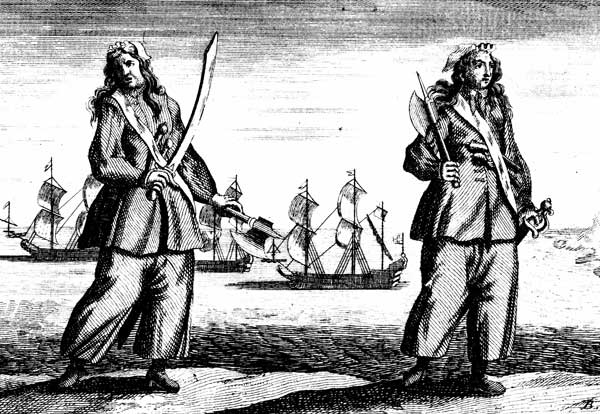 Фото №3 - Грануаль — королева пиратов