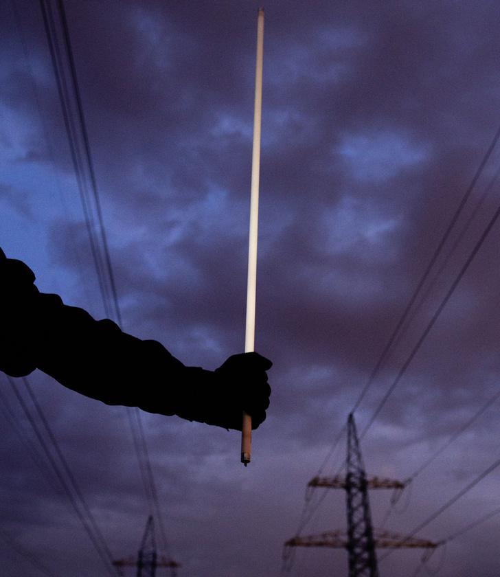 Фото №1 - Опыт: сила света
