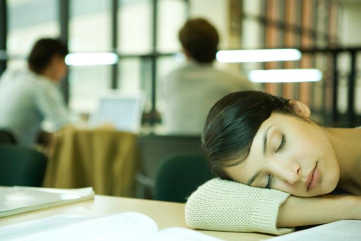 Фото №1 - Как сон влияет на академическую успеваемость
