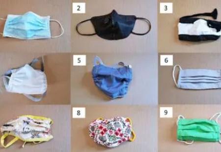 Ученые протестировали 14 разных защитных масок и рассказали, какие самые эффективные