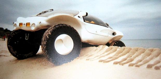 Фото №3 - Lada Gorbi— история самой сумасшедшей «Нивы»
