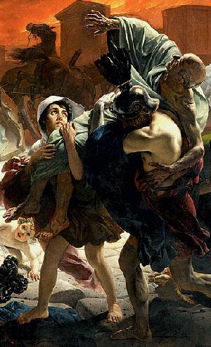 Фото №12 - Клоны любимой: занимательные факты о самой известной картине Брюллова