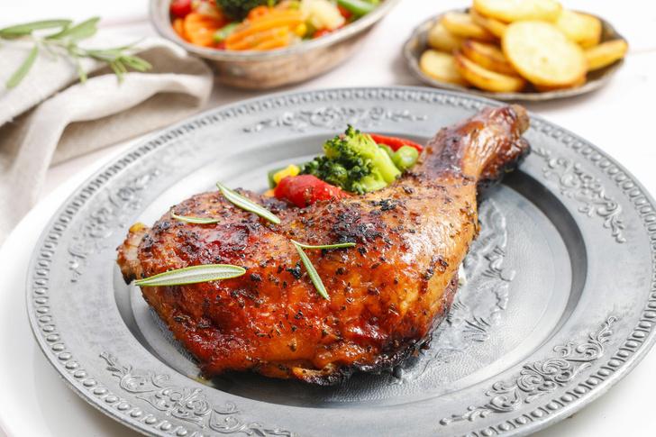 Фото №1 - Названа опасность потребления курятины