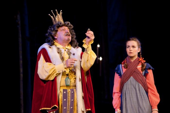 Фото №2 - «Снежная королева» в Малом театре приглашает юных зрителей
