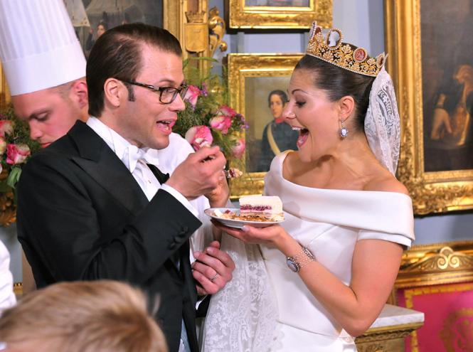 Фото №40 - Самые забавные моменты на королевских свадьбах (истории в фотографиях)