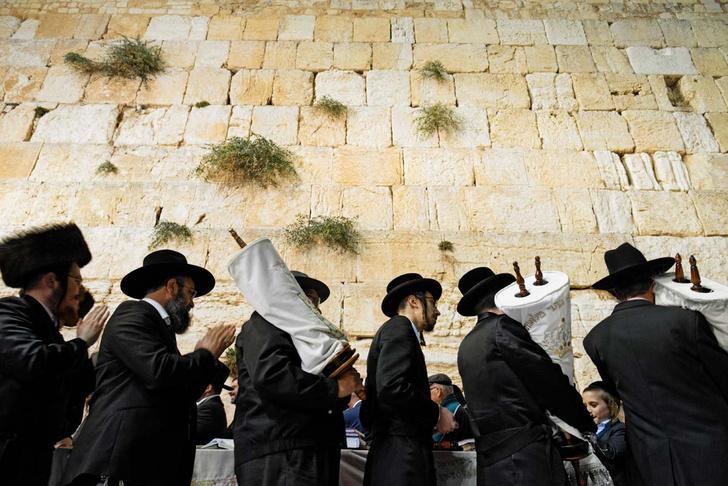 Фото №1 - Большое путешествие: Еврейские анекдоты