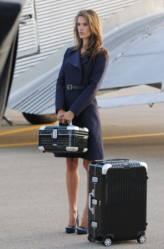 Фото №3 - Не давите на чемодан, или Секреты стильной упаковки