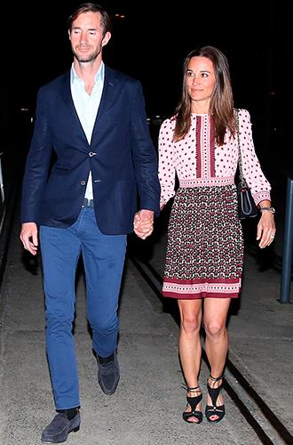 Фото №25 - Факты о медовом месяце Пиппы Миддлтон, которым позавидует даже Кейт