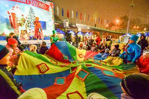 Фото №2 - Открыт новый сезон в Цирке Деда Мороза
