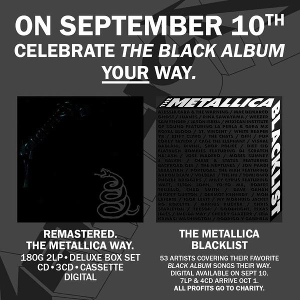 Фото №2 - Майли Сайрус записала кавер «Nothing Else Matters» для нового альбома группы Metallica