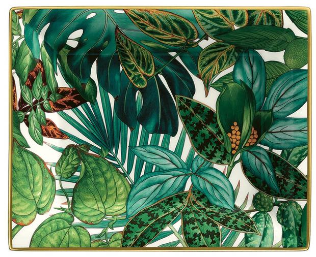 Фото №3 - Интервью с создателями новой коллекции фарфора Passifolia от Hermès