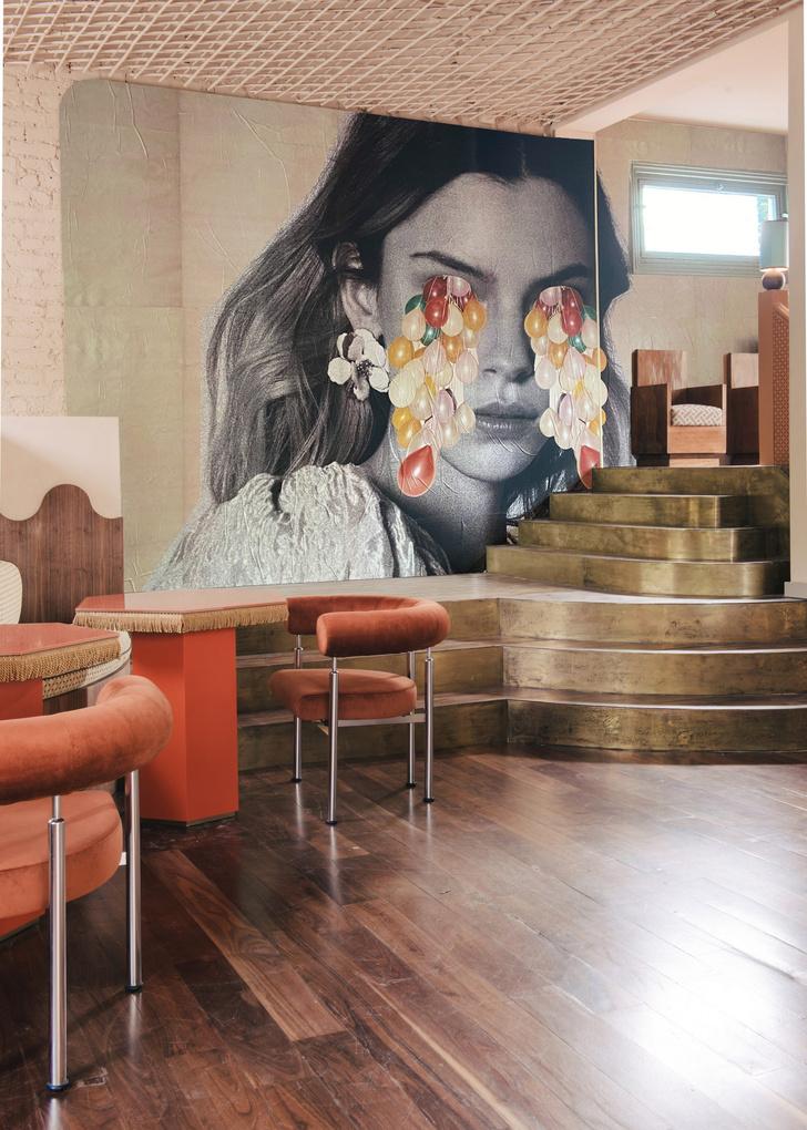 Фото №4 - Штаб-квартира бренда Sister Jane в Лондоне