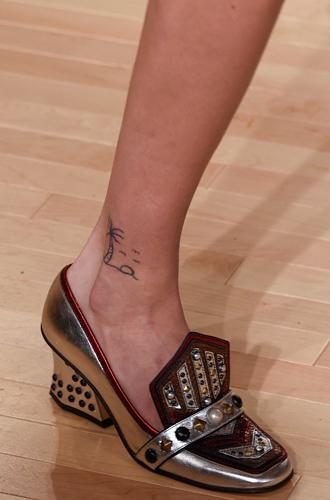 Фото №85 - Самая модная обувь сезона осень-зима 16/17, часть 2
