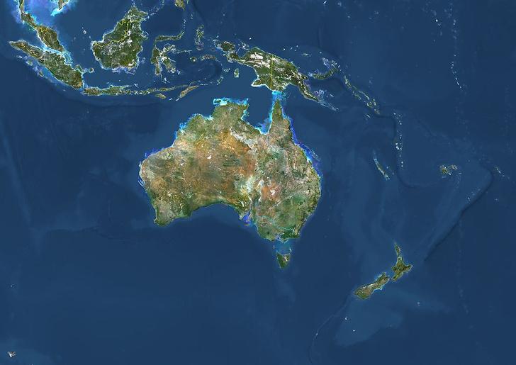 Фото №2 - На другом краю Земли: что такое географические антиподы