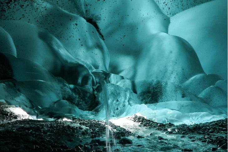 Фото №1 - Тает лёд