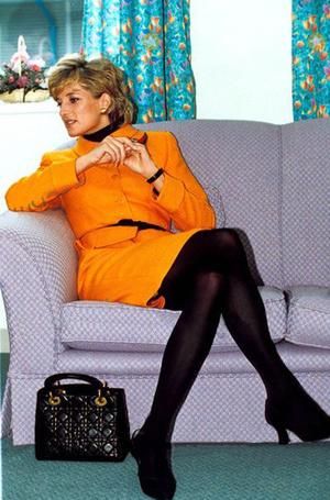 Фото №3 - Леди Диана и Lady Dior: история любви принцессы и сумки