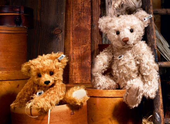 Фото №1 - Hello, Teddy: в Москве состоится выставка коллекционных медведей