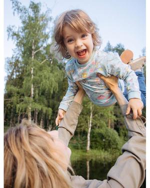 Фото №4 - Подкаминская показала, как выросла ее дочь от первого брака