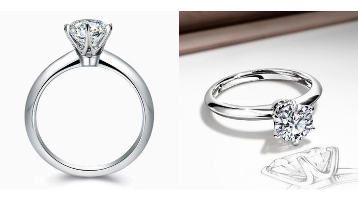 Фото №6 - Сезон свадеб открыт: как выбрать помолвочное кольцо, которое ей точно понравится