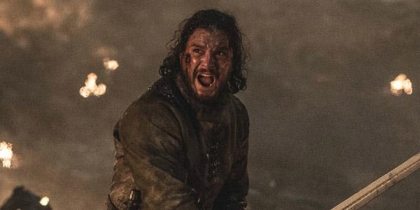Фото №1 - Фанаты нашли причину, доказывающую, что битва в финале «Игры престолов» была еще более нелепой, чем все думали