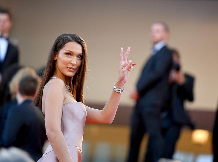 Фото №6 - Модные Канны-2018: лучшие звездные образы четвертого дня кинофестиваля
